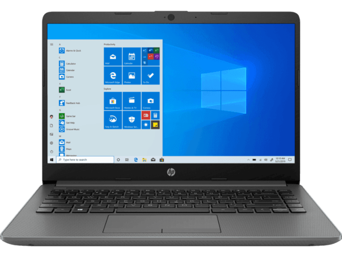 Notebook HP 14-cf3028la