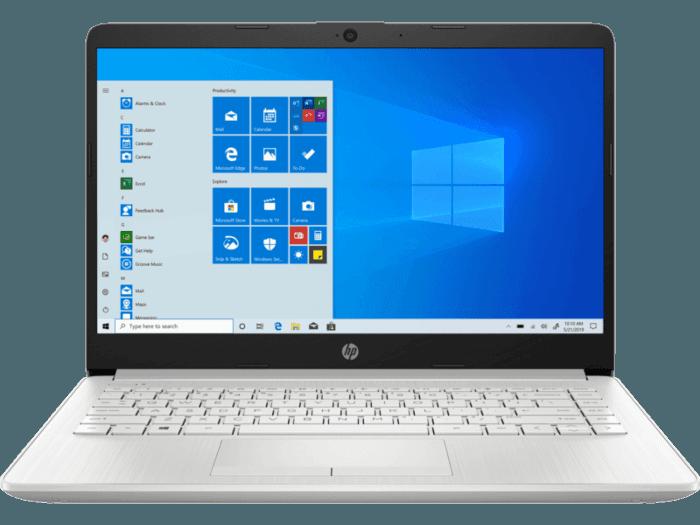 Notebook HP 14-cf2077la