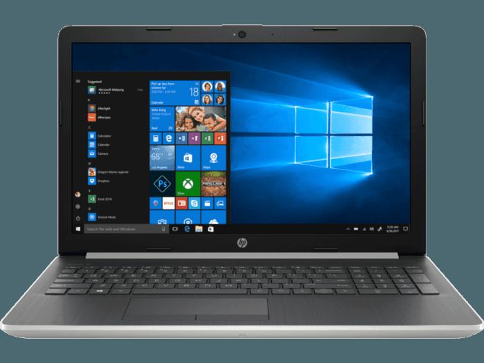 Notebook HP 15-da0062la