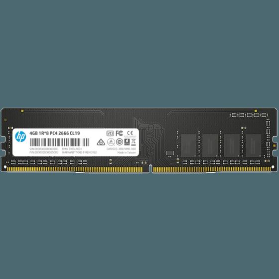 Memoria PC HP V2 DDR4 4GB 2666MHz UDIMM