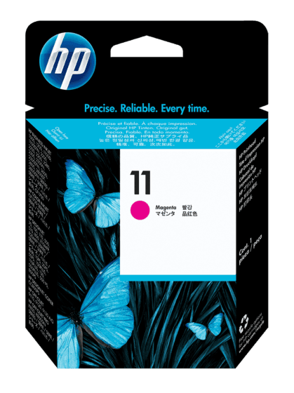 Cabezal Impresión HP 11 Magenta Original