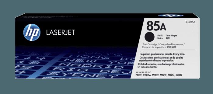 Cartucho de Tóner HP 85A Negro LaserJet Original