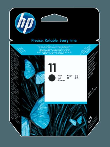 Cabezal de Impresión HP 11 Negro Original