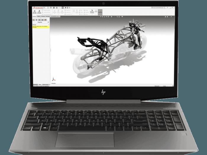 Notebook HP Zbook 15v G5