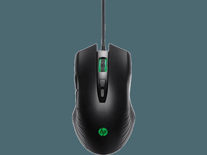 Mouse retroiluminado HP X220 Gaming