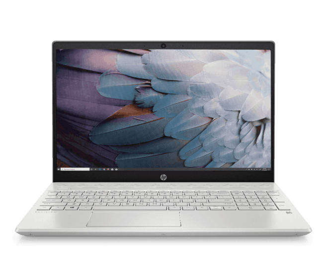 Notebook HP Pavilion 15-cw1027la