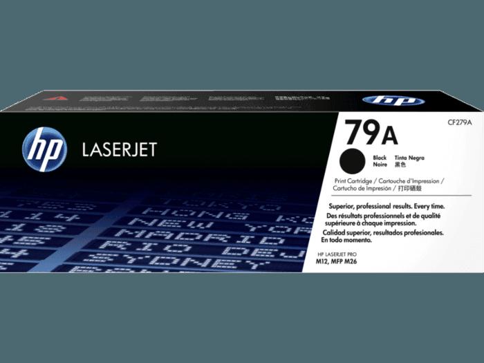 Cartucho de Tóner HP 79A Negro LaserJet Original
