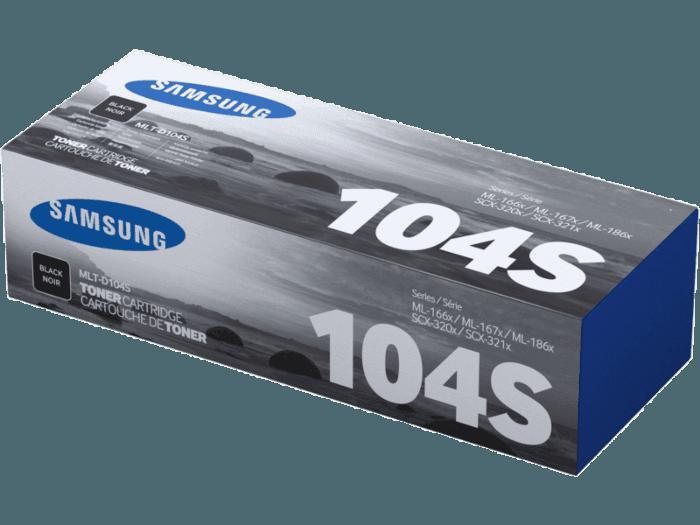 Cartucho de Tóner Samsung MLT-D104S Negro