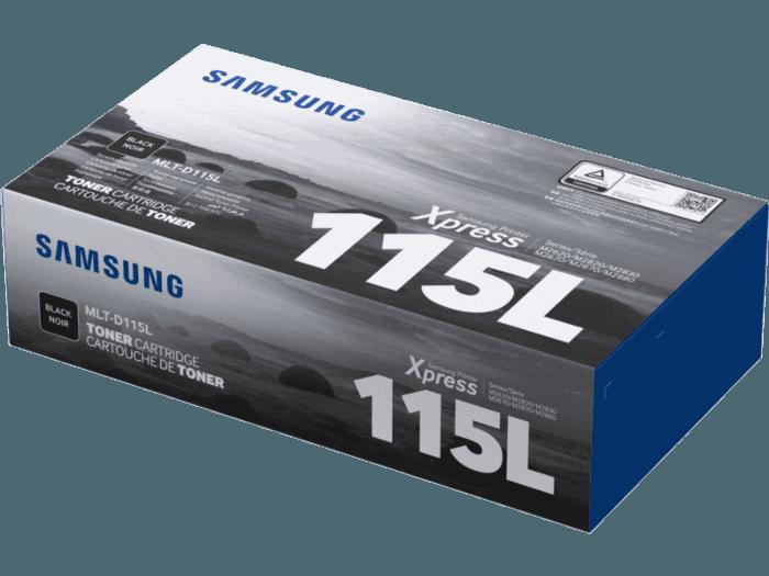 Cartucho de Tóner Samsung MLT-D115L Negro de Alta Capacidad