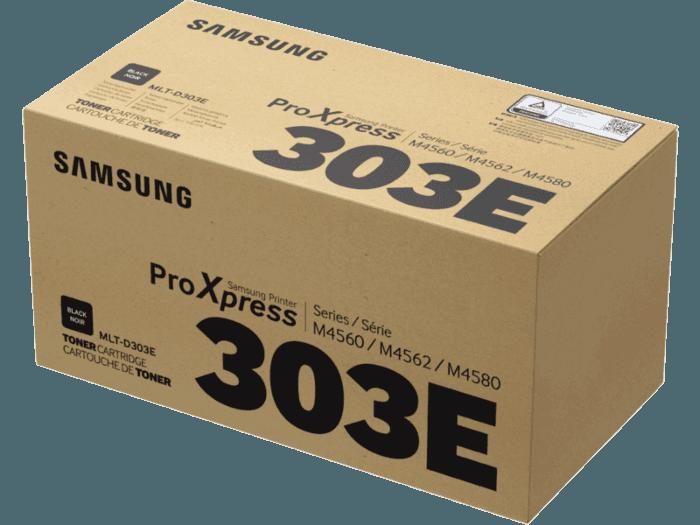 Cartucho de Tóner Samsung MLT-D303E Negro de Extra Alta Capacidad