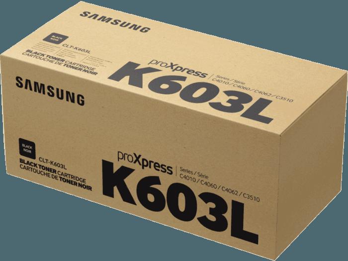 Cartucho de Tóner Samsung CLT-K603L Negro de Alta Capacidad