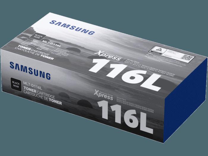 Cartucho de Tóner Samsung MLT-D116L Negro Alta Capacidad