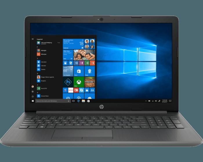 Notebook HP 15-da0057la