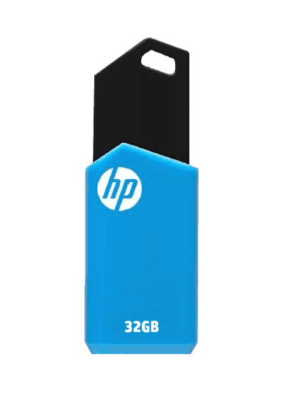Memoria USB 2.0 HP V150W Retráctil 32GB