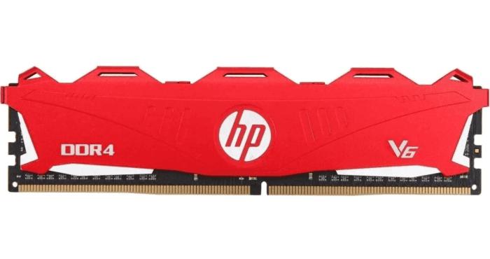 HP V6 DDR4 2666MHz U-DIMM 8GB IR*8 PC4 2666