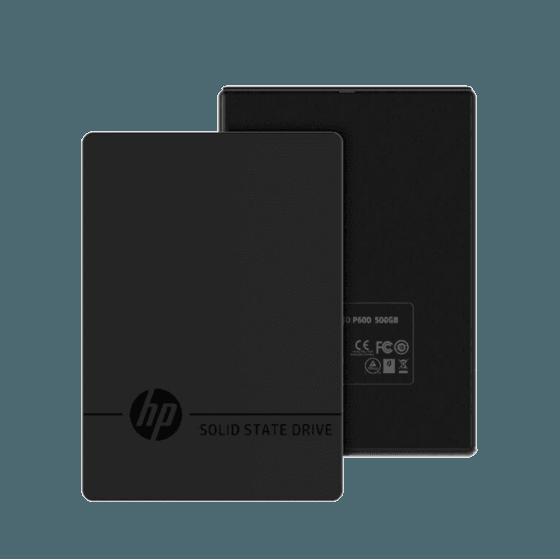 Unidad de Estado Sólido HP Externo SSD 500GB P600