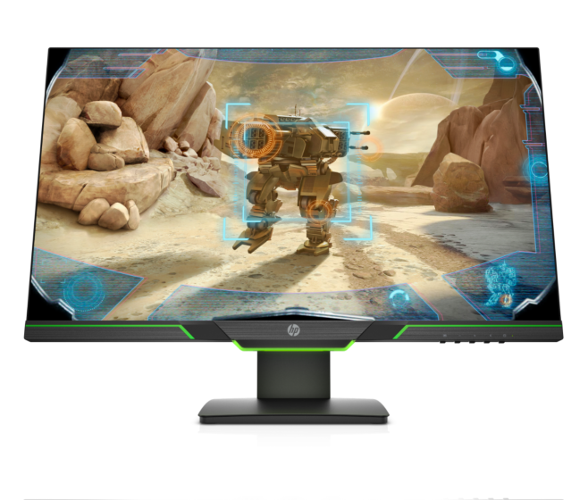 """Monitor HP 27x de 27"""""""