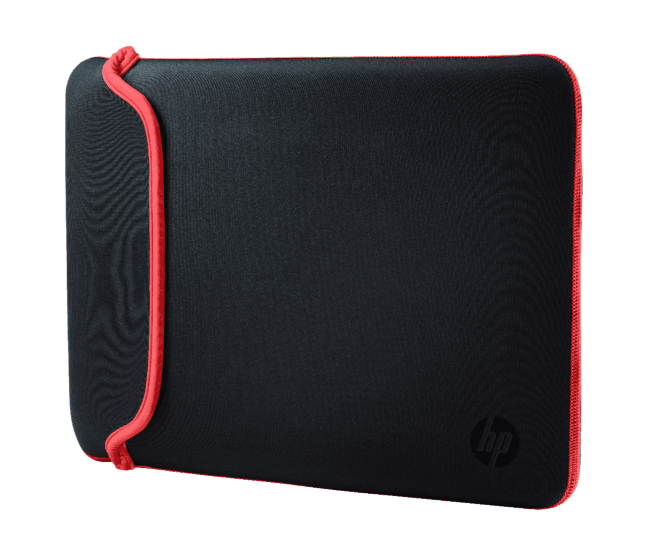 Funda de Neopreno HP Negra/Roja de 14