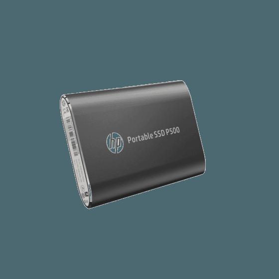 Unidad de Estado Sólido HP Portable P500 SSD-120G BLACK