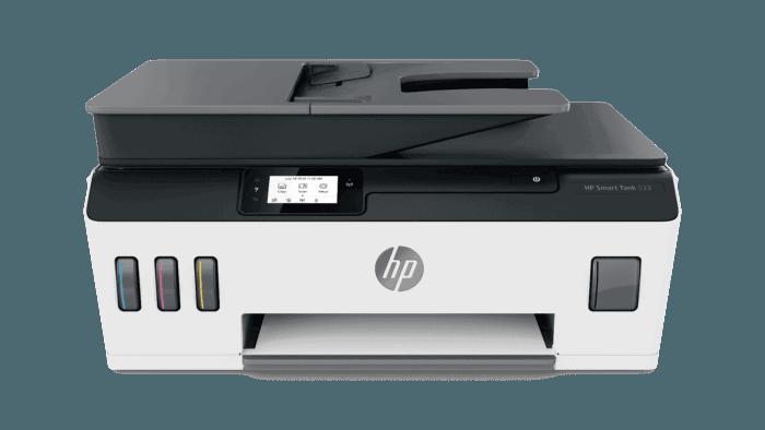 Impresora Multifuncional HP Smart Tank 533
