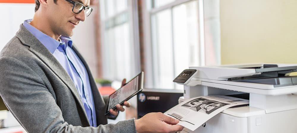 Cómo actualizar la configuración tu impresora y obtener impresiones de alta calidad