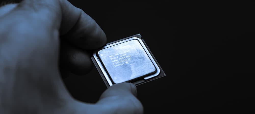 Por qué debería actualizarme con un procesador Intel Xeon