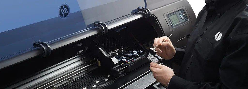 Cómo Limpiar un Cabezal de Impresión para Mejorar la Eficiencia de la Tinta